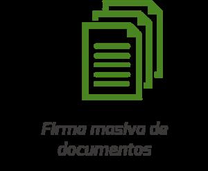 Netco Signer puede firmar masivamente múltiples documentos