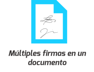 Nuestra firma puede integrar varios firmantes en diferentes formatos de documentos como Office, PDF, XML, Open Document y Text Document, sin cambiar su naturaleza.